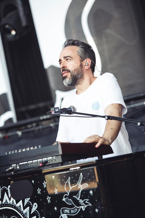 Iñaki García en concierto